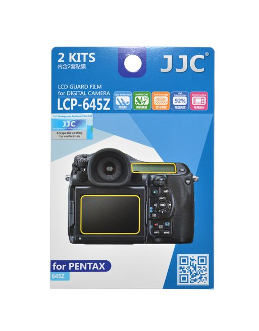 JJC LCP 645Z Screenprotector