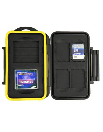 JJC MC SD/CF6 Multi Card Case