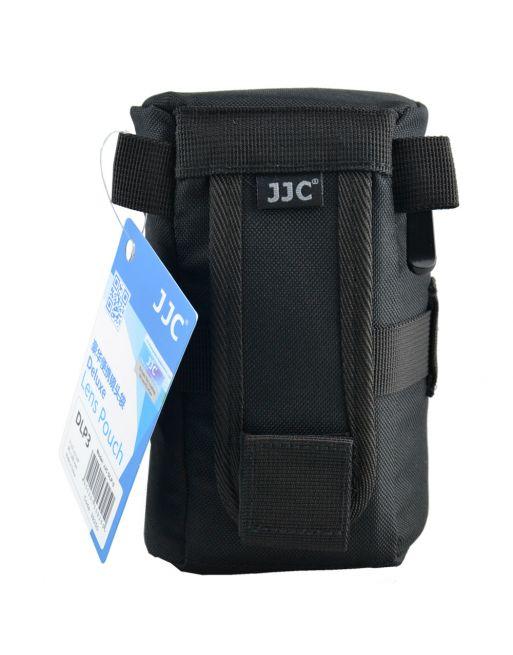 JJC DLP 3 Deluxe Lens Pouch