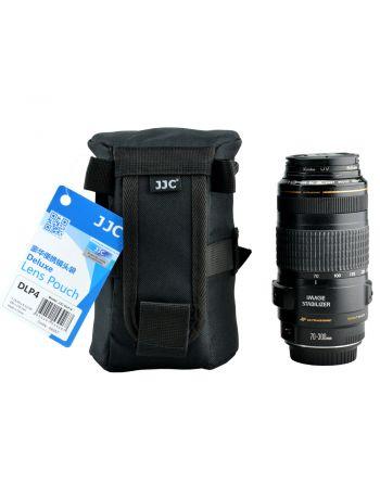 JJC DLP 4 Deluxe Lens Pouch