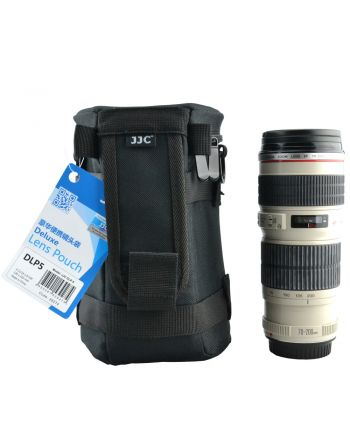 JJC DLP 5 Deluxe Lens Pouch