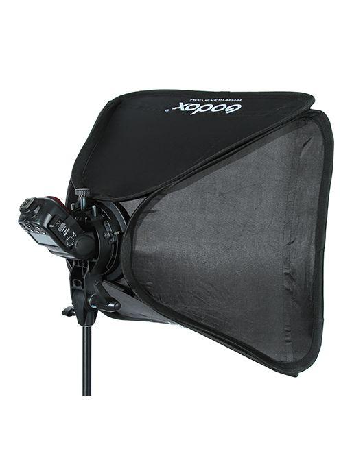 Godox S type Bracket Bowens + Softbox 60x60cm
