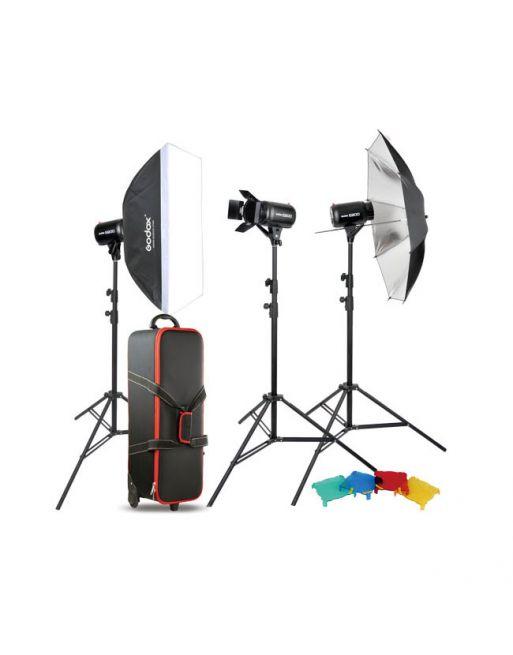 Godox Studio Kit E250 D