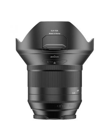 Irix 15mm f/2.4 Blackstone Canon