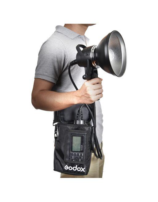 Godox 1200ws Externe Flitskop AD600 Bowens Mount