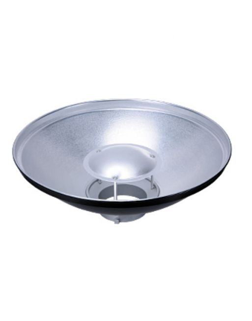 Godox BDR S550 Beauty Dish Reflector Silver 55cm